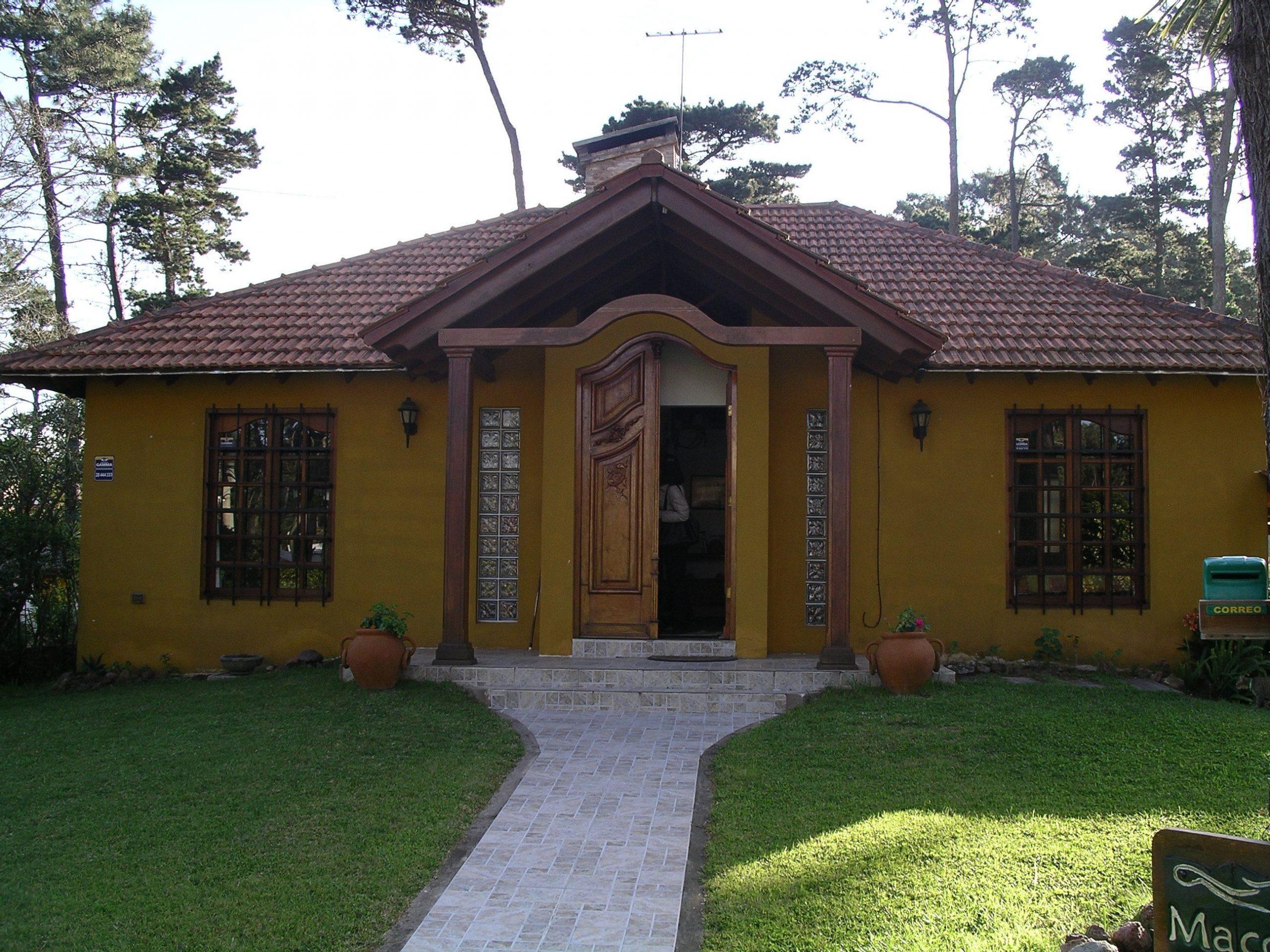 Частные дома Уругвай, Пунта дель Эсте. Фото