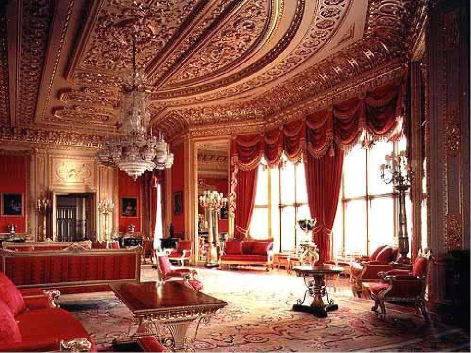 Виндзорский замок - королевская резиденция с 1000-летней историей