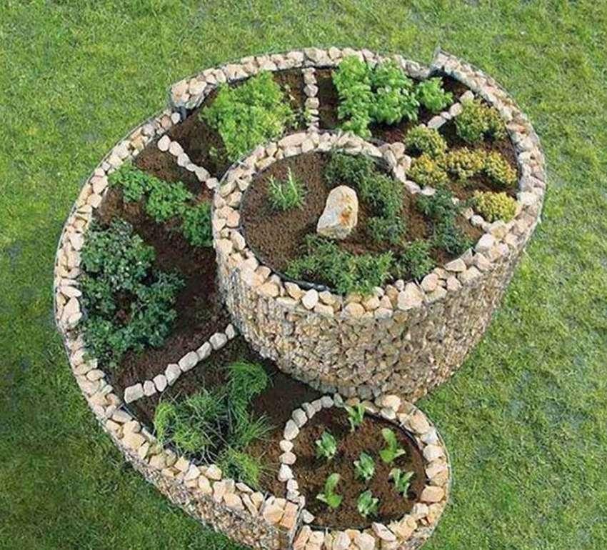 Травяной огород на даче и в квартире