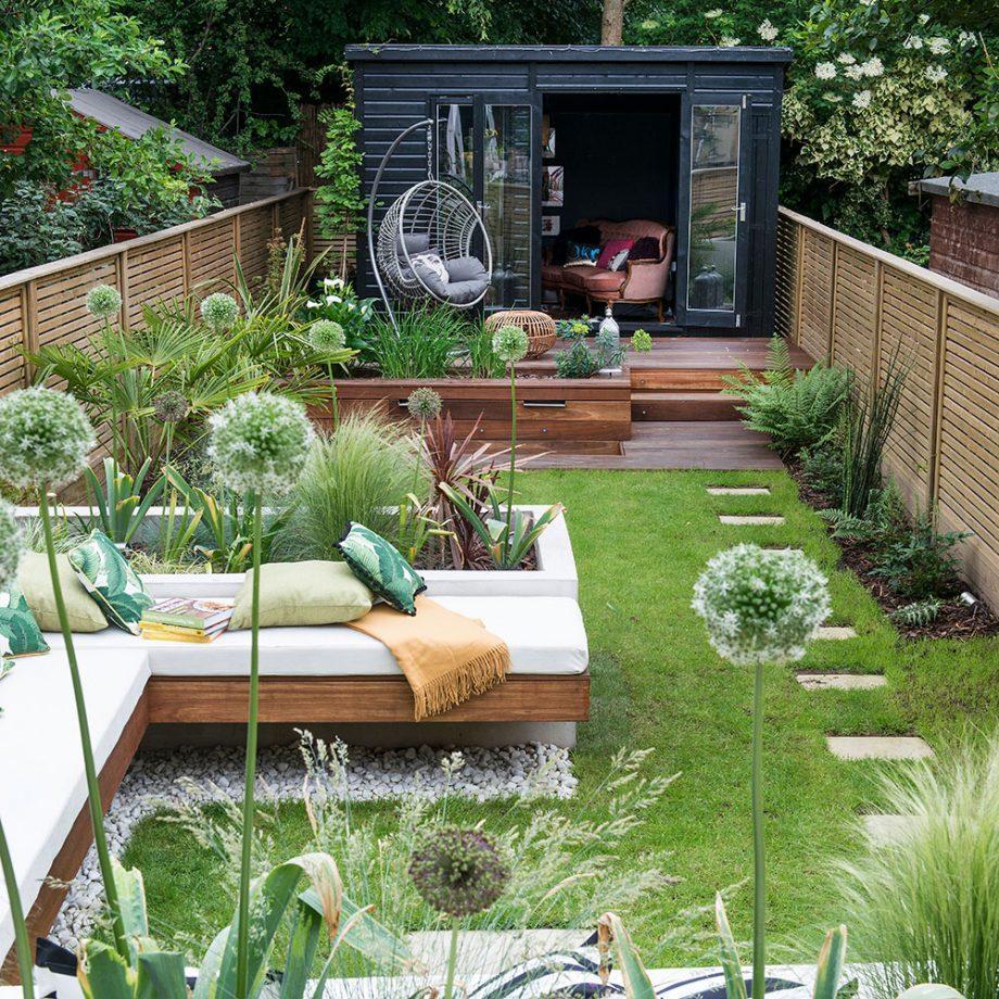 33 идеи для небольших участков - дизайн и озеленение крошечных открытых пространств