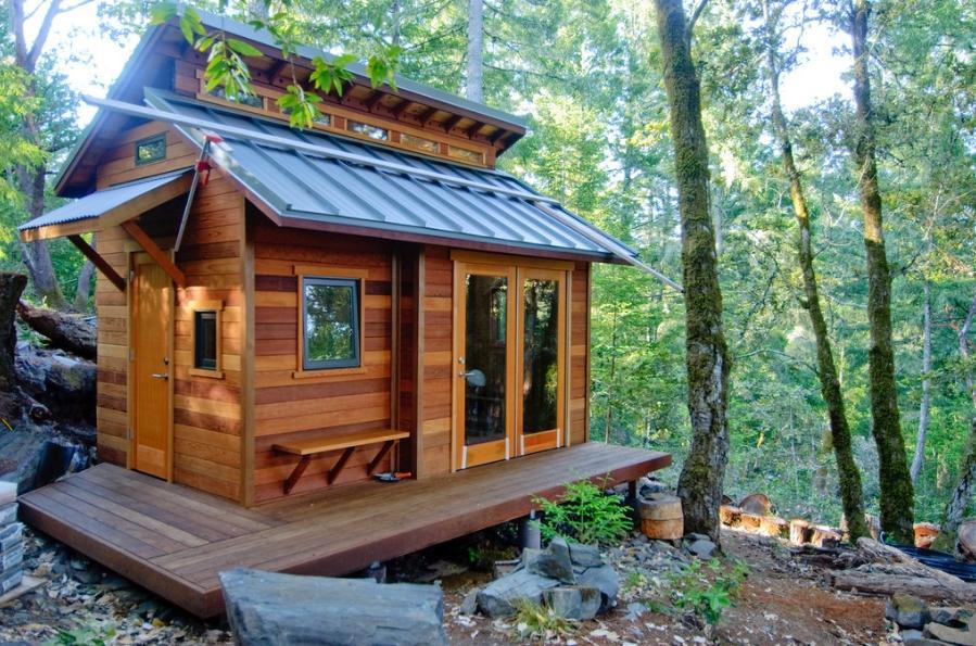 Передвижные дома - новый образ жизни